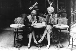 As cafeterias de1950